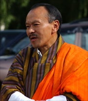 Jigme_Thinley