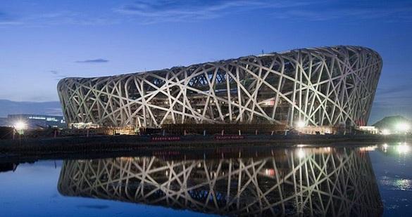 Pechino stadio nido di rondine