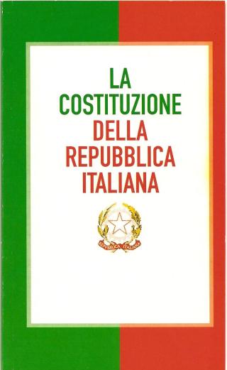 La-costituzione